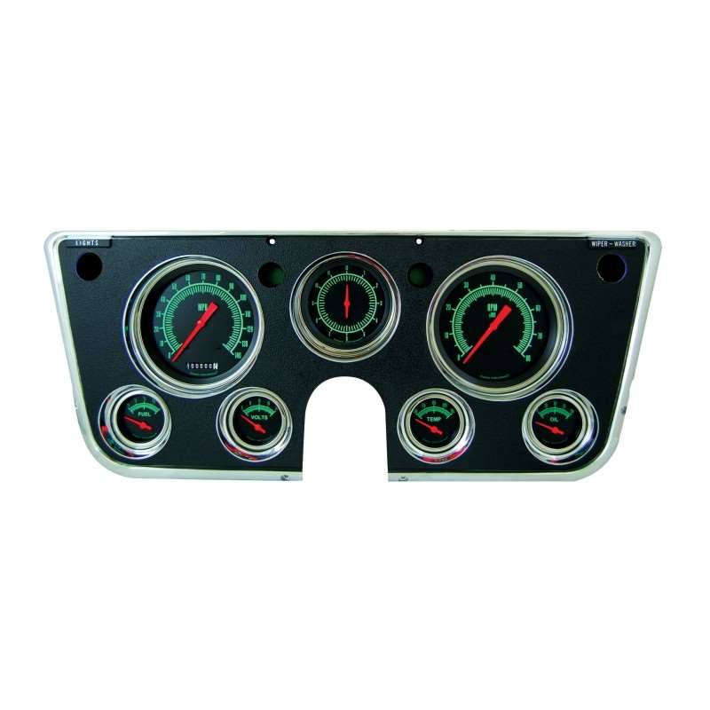 1967-72 Chevy Truck G-Stock Package | Dash / Steering