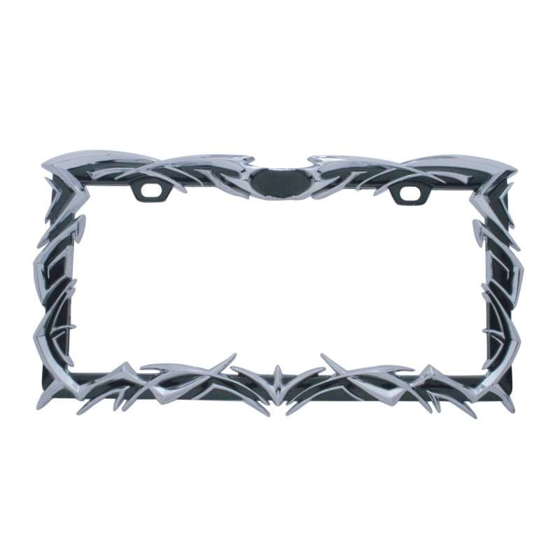 Tribal Flame License Frame | License Plate Frames